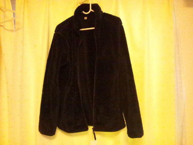 フリースフルジップジャケット(長袖)D
