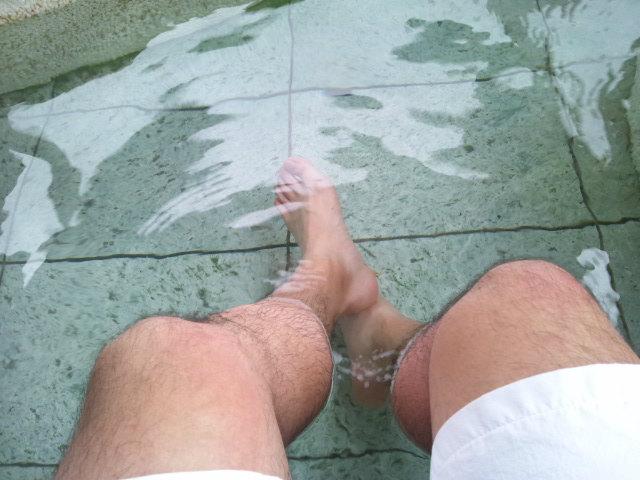 和倉温泉 無料の足湯